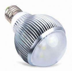 E27 18x1 LED POWER 9W